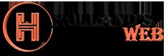 hollands web logo Dark