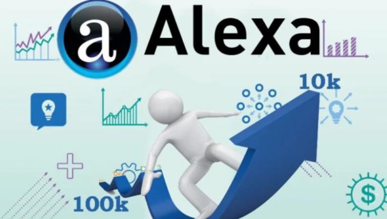 TOP 150.000 According to the global website Alexa rank