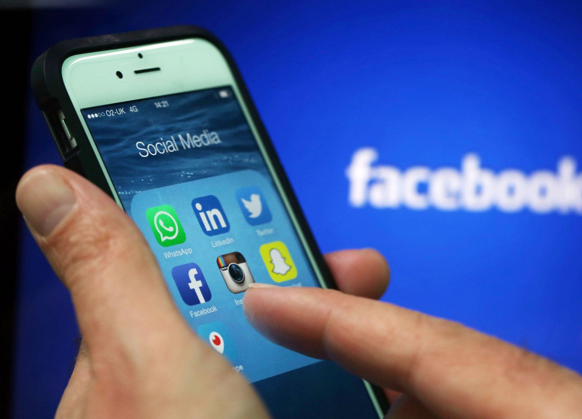 Facebook's stock
